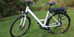 Bygga elcykel
